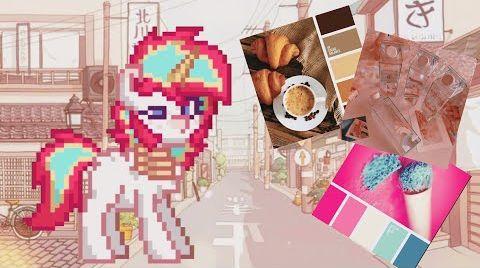 Видео софт палитры для ос |пони таун| Lua Town
